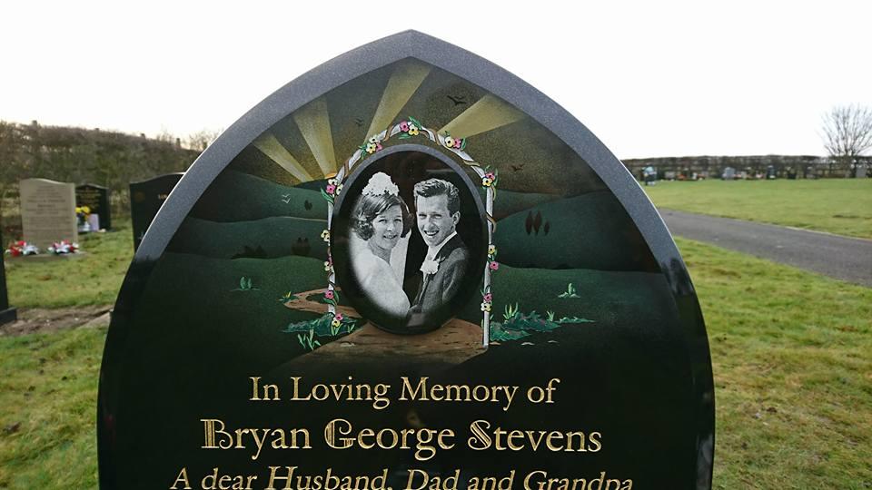 Bryan George Stephens