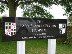 Lady Frances Peyton New