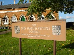 Lady Frances Peyton Old