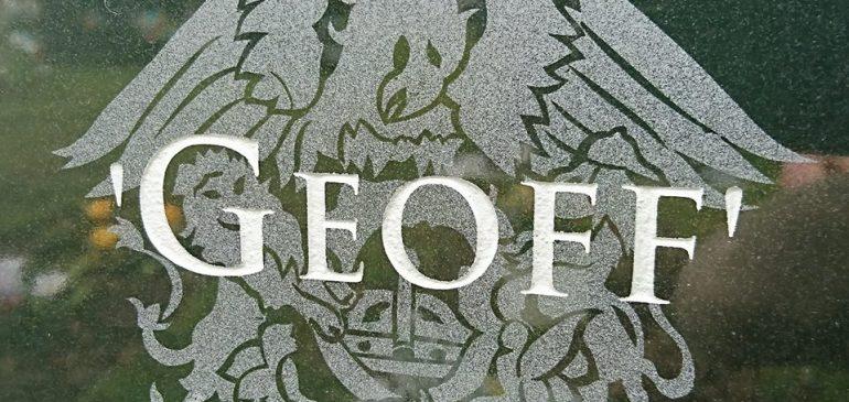 Geoff Memorial