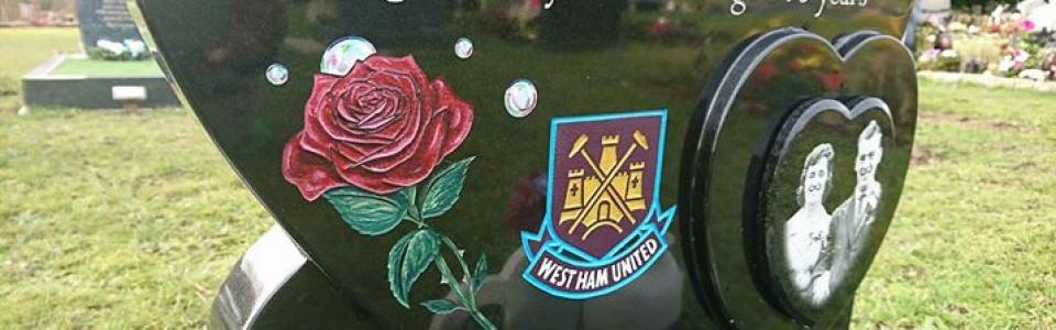 West Ham & Roses