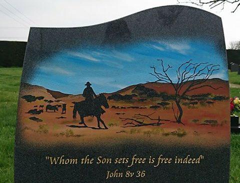 Outback Scene