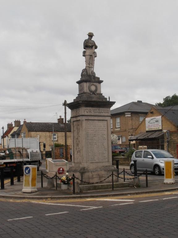 Soham War Memorial 4