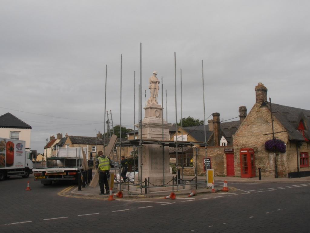 Soham War Memorial 18