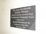 Joan Westbrook Lecture Theatre