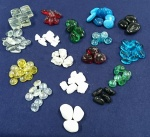 Coloured Glass Ornamental Chippings